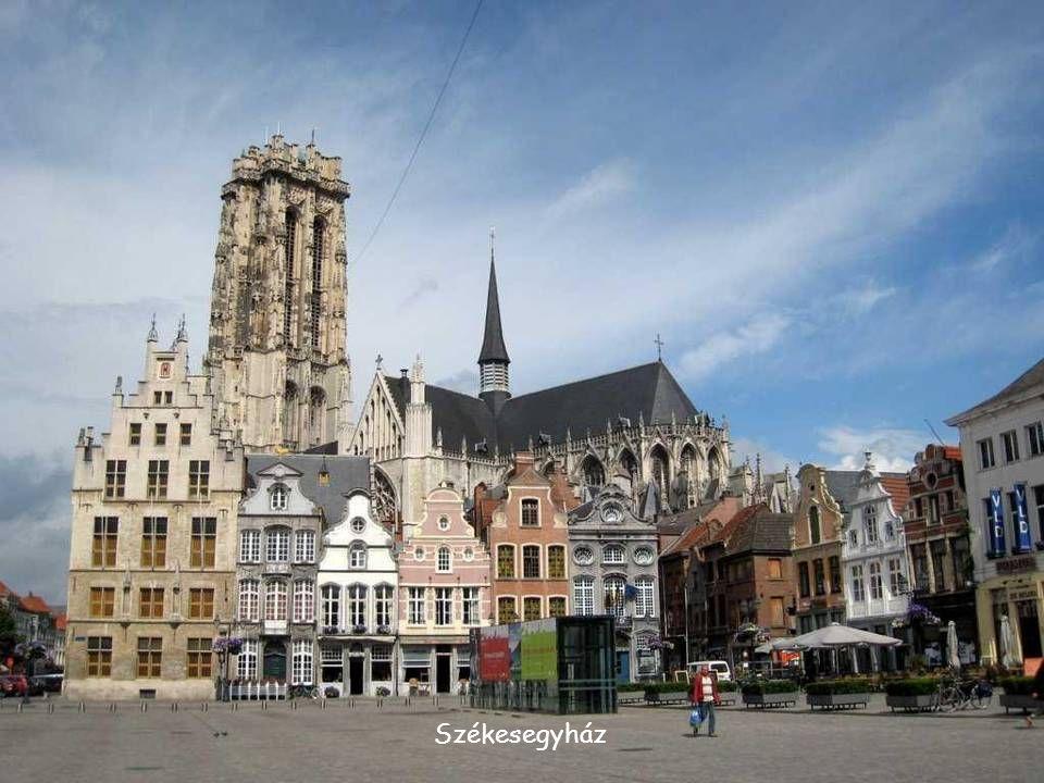 • Mechelen város kerületében azonos a tartomány neve, az antwerpeni Flandria régiójában (Belgium). • Brüsszel és Antwerpen között félúton (kb. 25 km)
