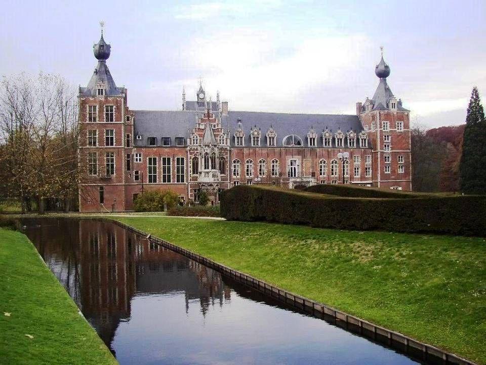 Arenberg vár - Louvain