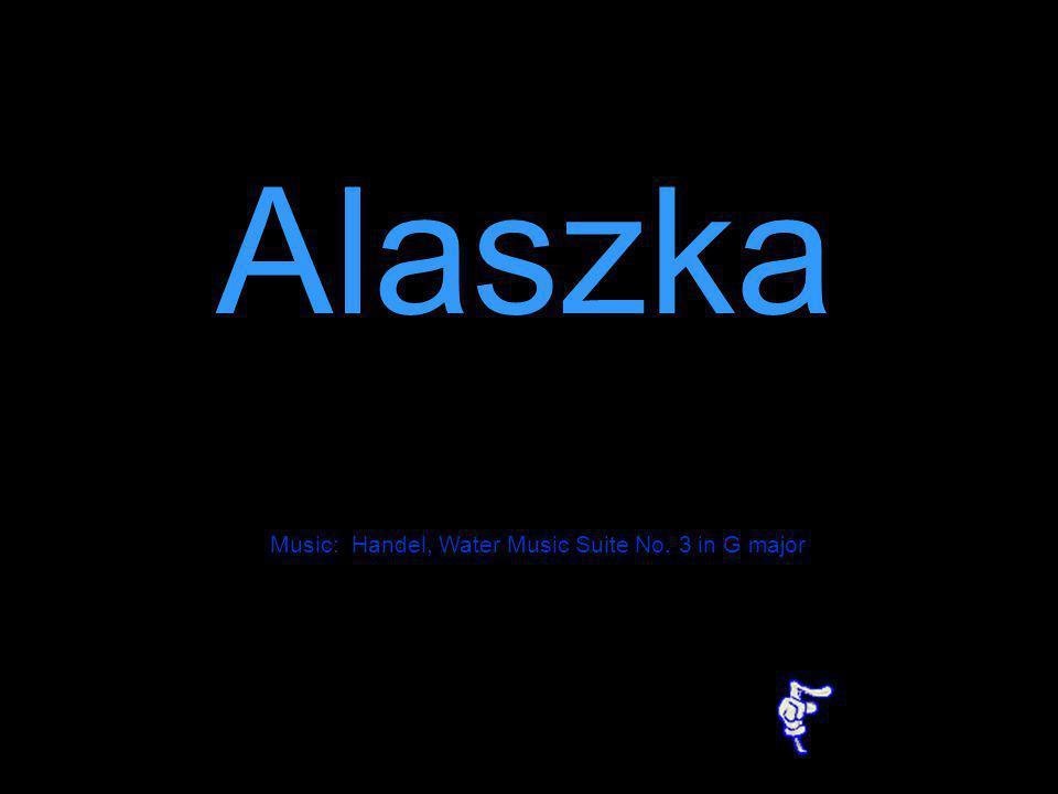 Alaszka Music: Handel, Water Music Suite No. 3 in G major