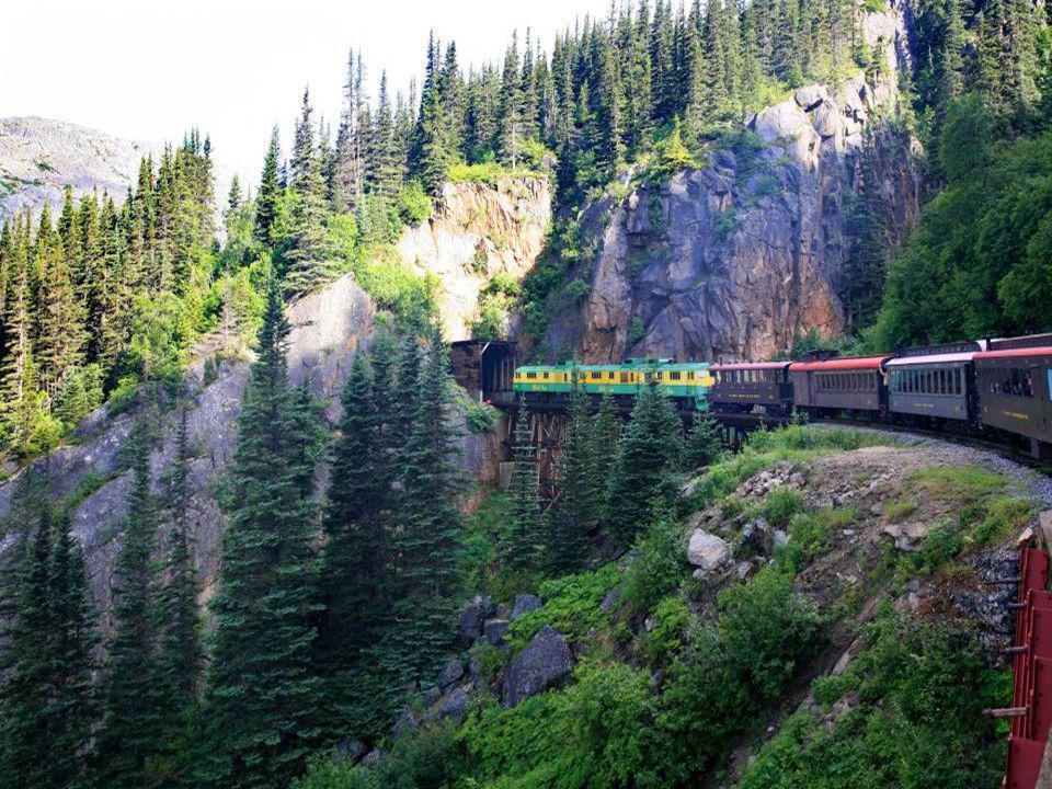 Vonatközlekedés Alaszkában 1898 óta