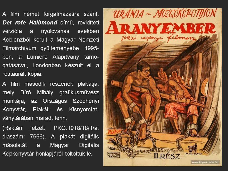 """A """"Senki szigete 1918.Fáy Szeréna, Makay Margit, Szöreghy Gyula1936."""