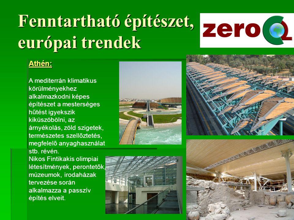 Fenntartható építészet, európai trendek Ludwigshafen: A BASF központjában komoly műhelymunka folyik.