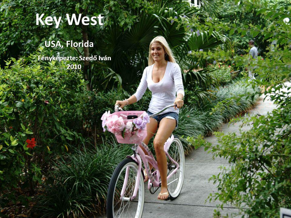 Key West USA, Florida Fényképezte: Szedő Iván 2010