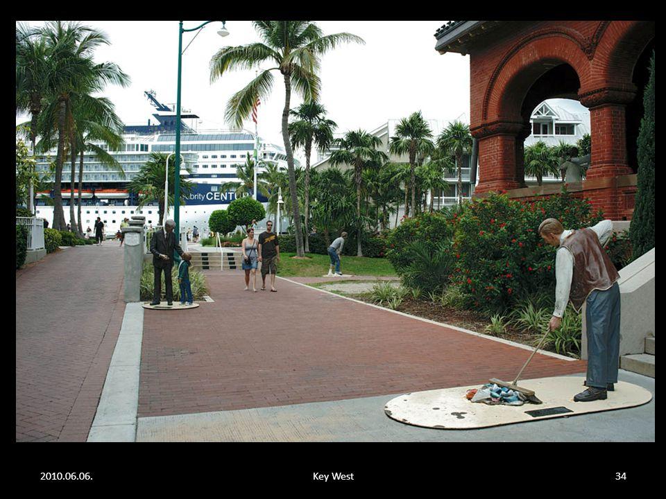 2010.06.06.Key West33 A képen csak szobrok láthatók!