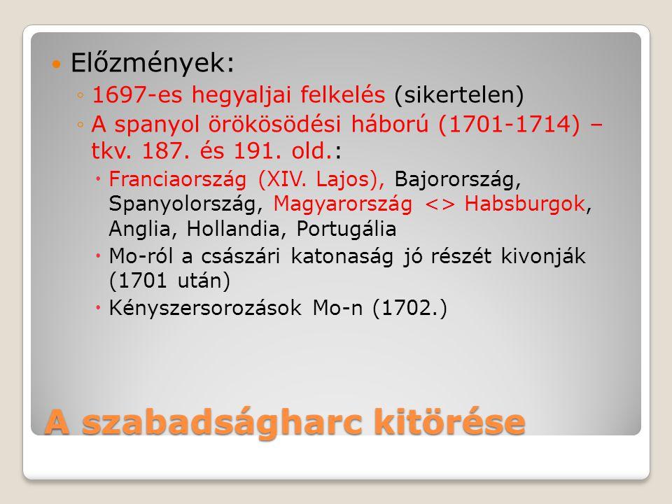 II.Rákóczi Ferenc  Származása (I.