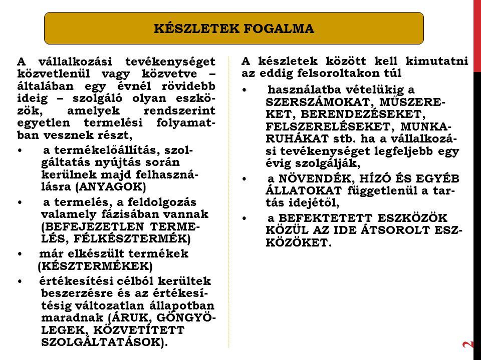A VÁLTÓLESZÁMÍTOLÁS ELSZÁMOLÁSA 38.