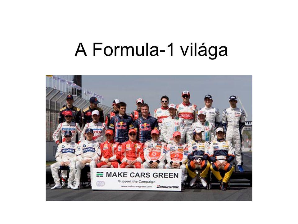 Mi a formula-1.