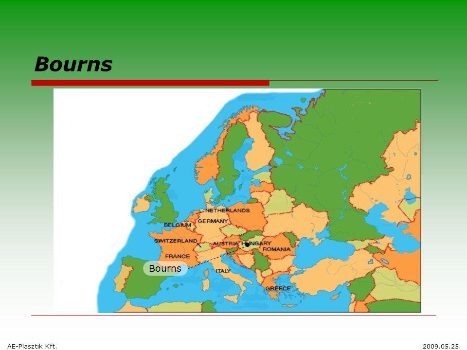 Bourns AE-Plasztik Kft.2009.05.25.