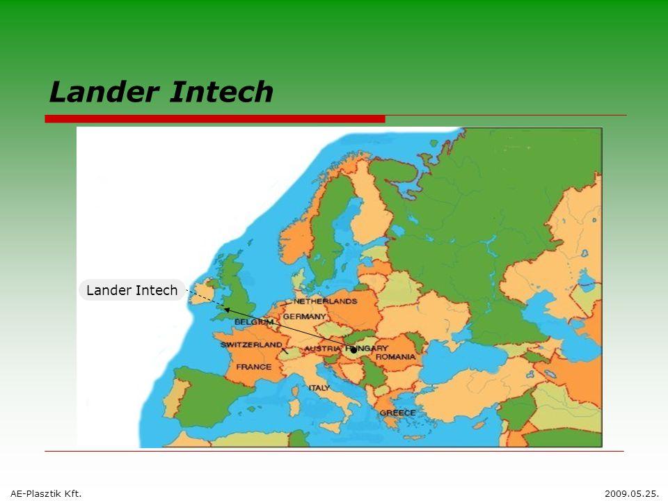 Lander Intech AE-Plasztik Kft.2009.05.25.