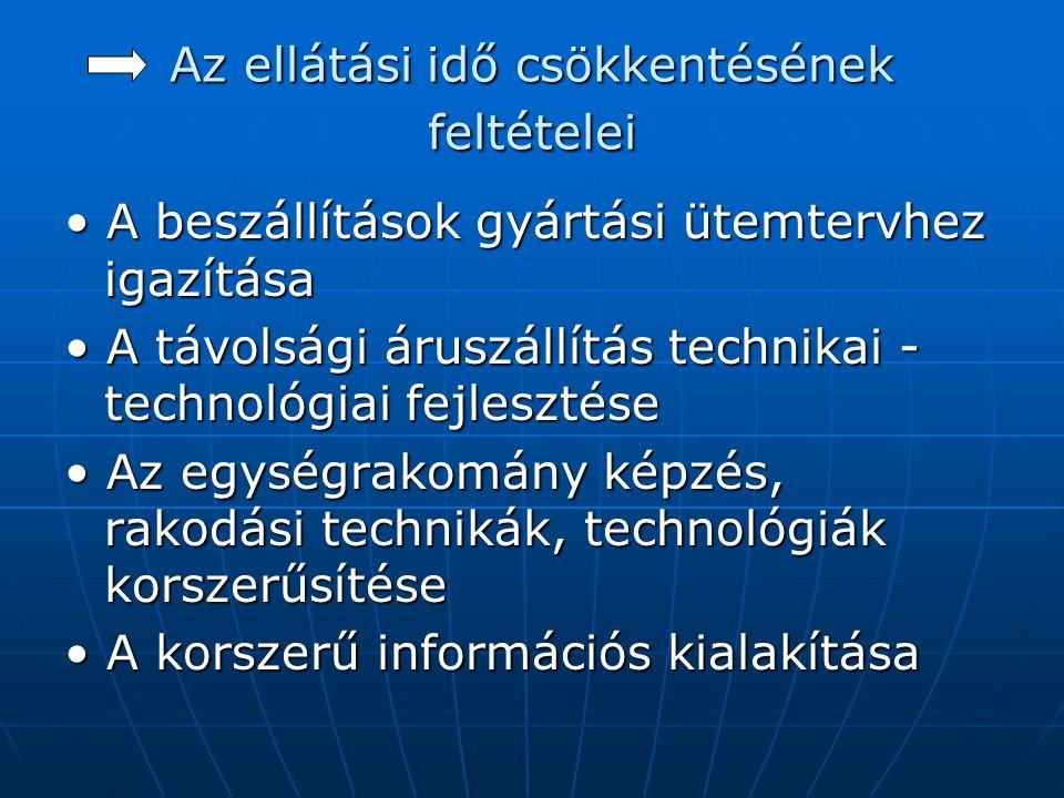 Az irányító központ és a komissiózást végző dolgozó közötti információs kapcsolat • Hagyományos információs kapcsolat –gyűjtő jegyzékek –gyűjtő jegyzékek –megrendelőlapok –megrendelőlapok • Papír nélküli információs kapcsolat –számítógépes hálózati kapcsolat a komissiózó munkahellyel dinamikus áruelőkészítés esetében; információ megjelenítés a számítógép monitorján –számítógépes hálózati kapcsolat a komissiózó munkahellyel dinamikus áruelőkészítés esetében; információ megjelenítés a számítógép monitorján –a tárolóállványra szerelt hírjelzők (Pick to Light) –a tárolóállványra szerelt hírjelzők (Pick to Light) –mobil terminál, amely infravörös, vagy rádiófrekvenciás átviteli kapcsolatban van a folyamatirányító számítógéppel –mobil terminál, amely infravörös, vagy rádiófrekvenciás átviteli kapcsolatban van a folyamatirányító számítógéppel