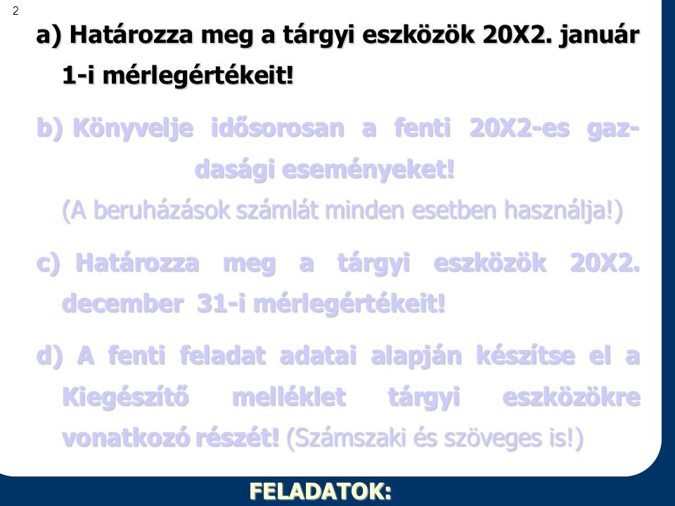 13 7.GAZDASÁGI ESEMÉNY 7.