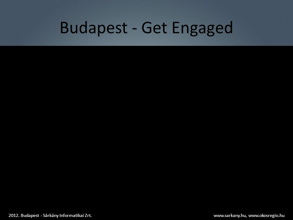 Budapest - Get Engaged