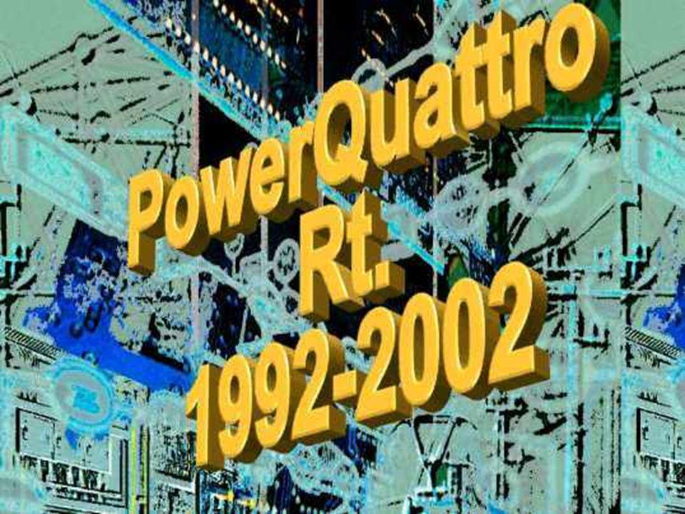 2 A PowerQuattro Kft, illetve a PowerQuattro Rt.