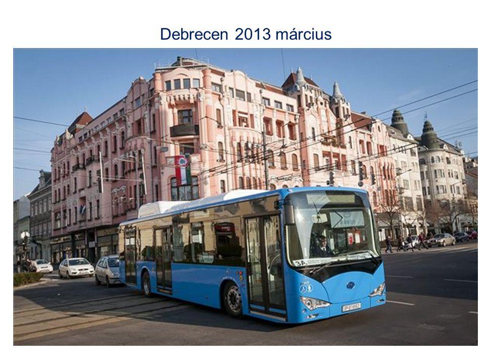 Debrecen 2013 március