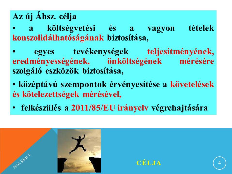 2014.július 1. ÉRTELMEZŐ RENDELKEZÉSEK IV.