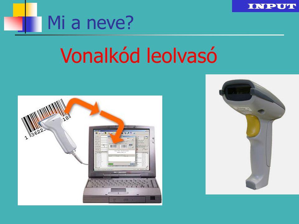 Webkamera INPUT Webcamera