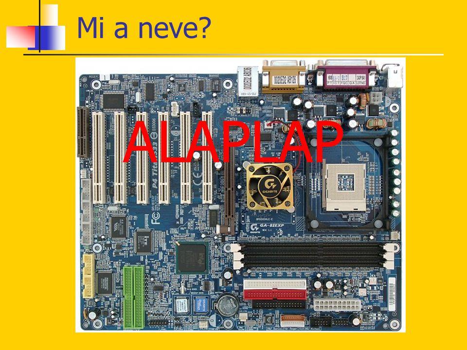 PROCESSZOR CPU