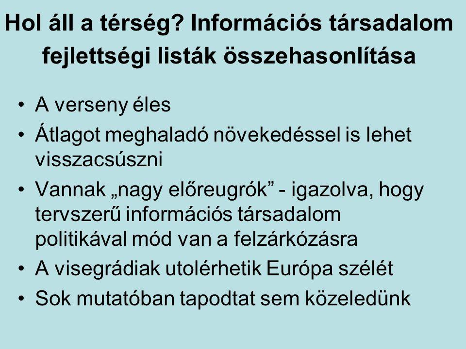 Az információstratégiák előtörténete 4.