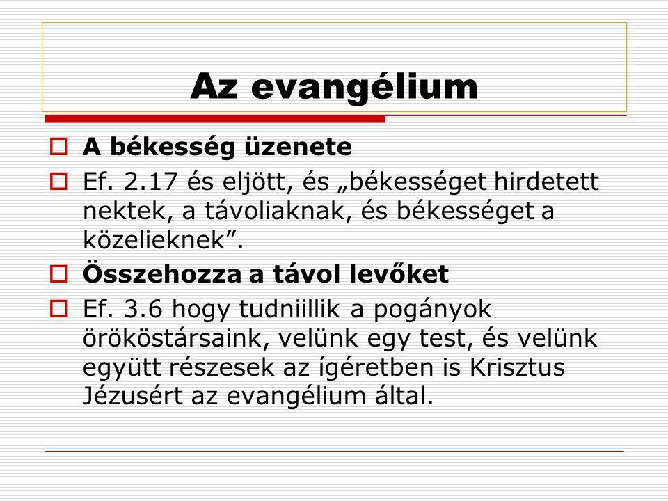 Kérdések: -Hogyan evangélizálsz személyesen.-Milyen segítségre van szükséged.