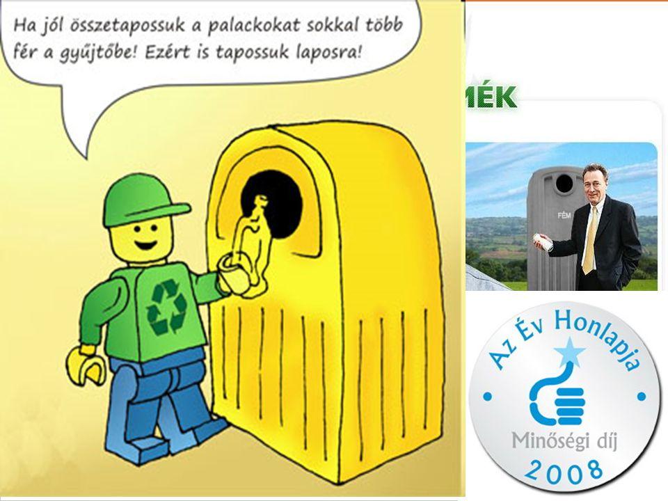 A kiállítás portálja www.hulladekboltermek.hu www.hulladek.eu Hírek Mit és Hova? Tanulmányok, oktatóanyagok DVD-rendelés Fényképek Képregény