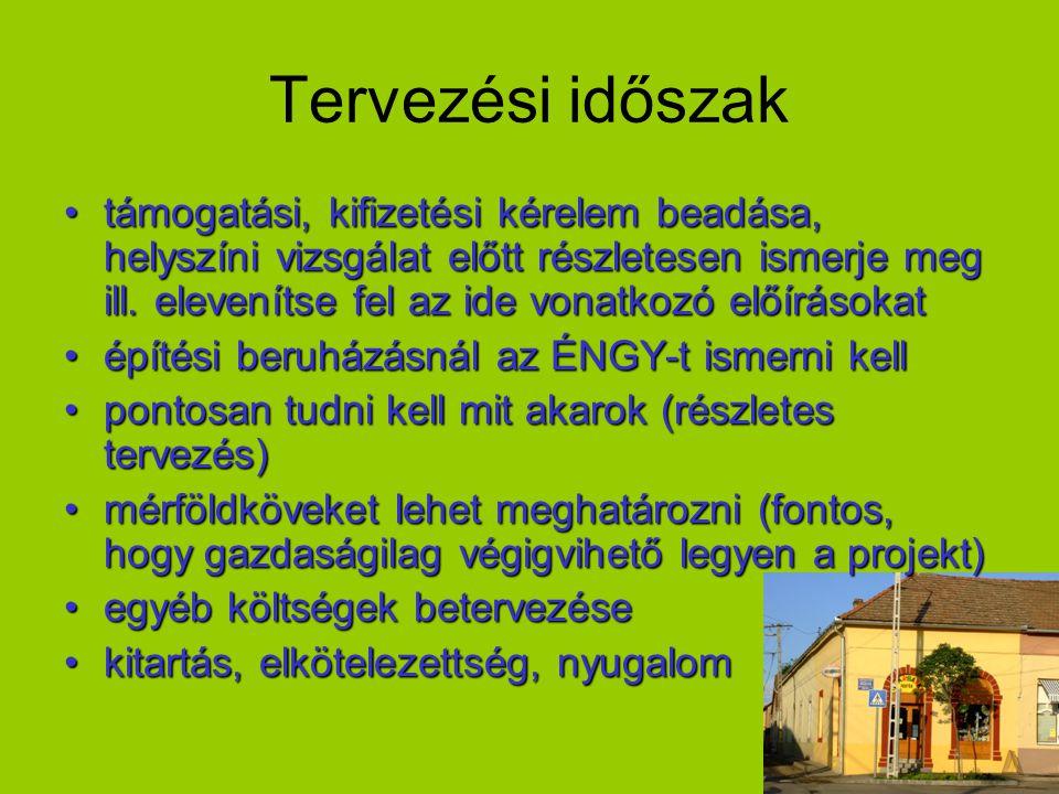 Az MVH és a helyi akciócsoport honlapját folyamatosan figyelni •www.mvh.gov.hu www.mvh.gov.hu •www.mvh-hacs.hu www.mvh-hacs.hu •Tájékoztató az építési beruházások ellenőrzési tapasztalatairól Tájékoztató az építési beruházások ellenőrzési tapasztalatairólTájékoztató az építési beruházások ellenőrzési tapasztalatairól •Építési beruházásokhoz tartozó követelményekről (építési napló, felmérési napló) Építési beruházásokhoz tartozó követelményekről (építési napló, felmérési napló)Építési beruházásokhoz tartozó követelményekről (építési napló, felmérési napló) •ÚMVP/EMVA támogatások esetében végrehajtandó helyszíni vizsgálatokról ÚMVP/EMVA támogatások esetében végrehajtandó helyszíni vizsgálatokrólÚMVP/EMVA támogatások esetében végrehajtandó helyszíni vizsgálatokról •Közlemények •Hírek •ÉNGY •Gépkatalógus •Támogatási, kifizetési kérelem közleményt, kitöltési útmutatót részletesen tanulmányozni