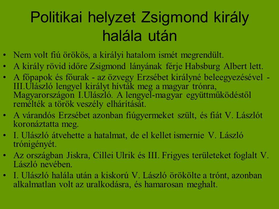 A rendi állam kialakulása és működési elve •A rendi állam Magyarországon a patrimoniális királyságot váltotta fel.