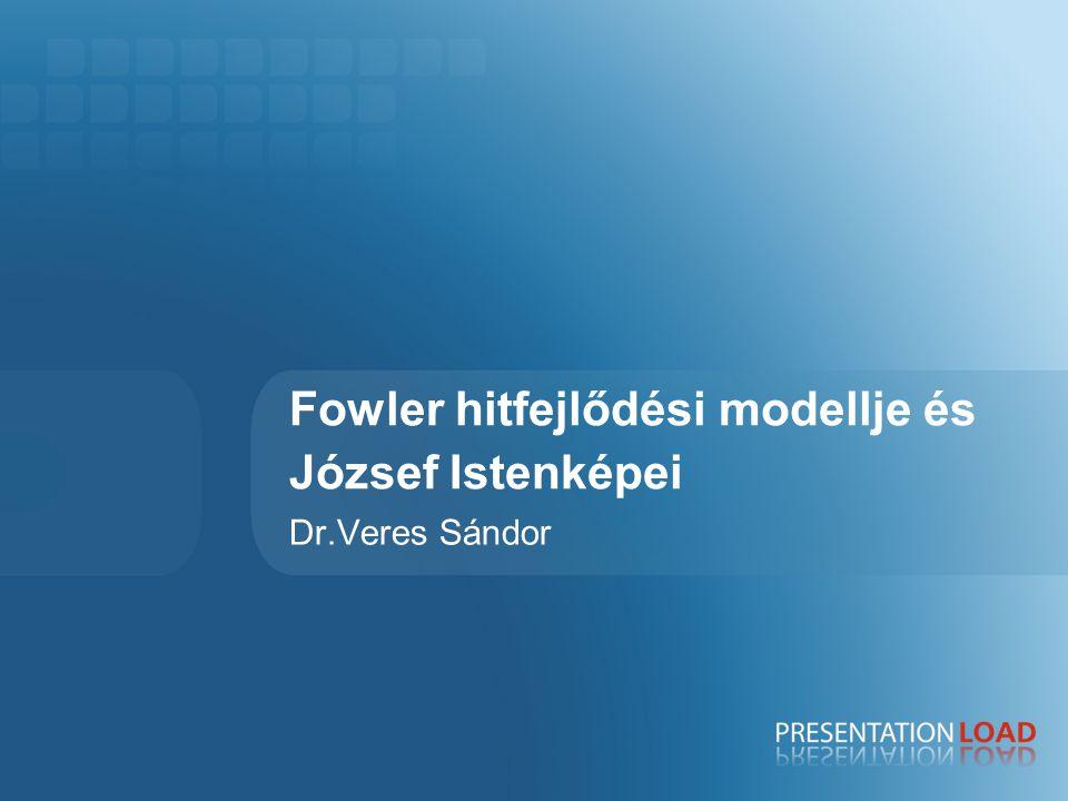 Fowler hitfejlődési modellje és József Istenképei Dr.Veres Sándor