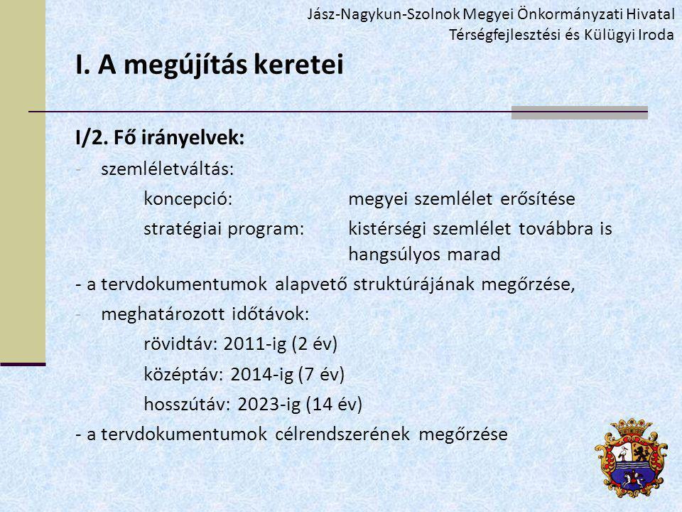 Célrendszerek I/3.