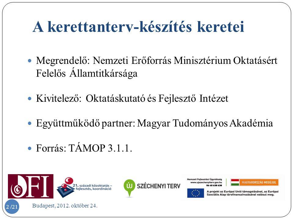 Mi a kerettanterv.kerettantervekalaptanterv … kémia 7-8.