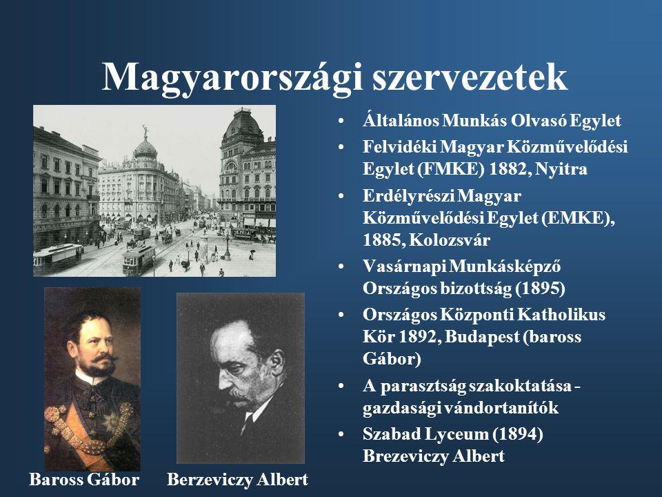 •Budapesti Népszerű Főiskolai Tanfolyam (1903) Wlassits Gyula