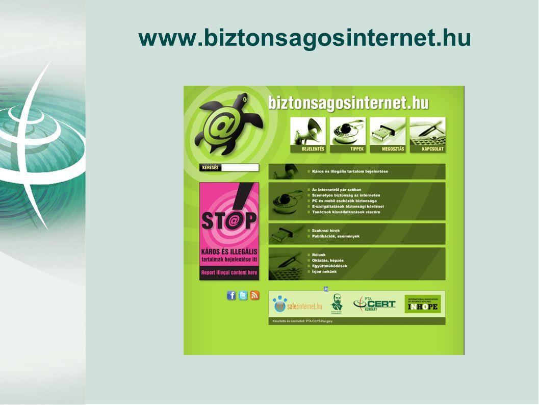 www.biztonsagosinternet.hu