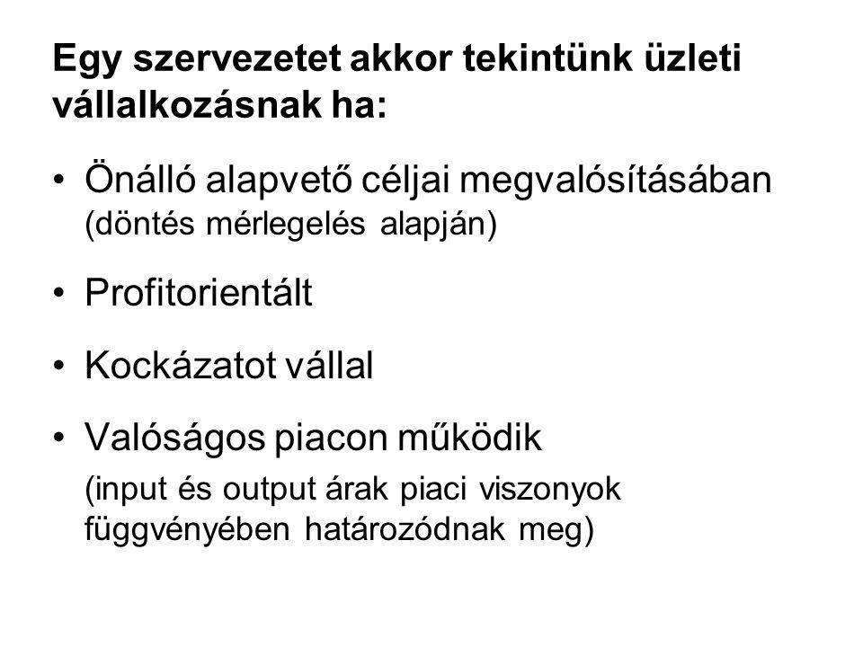 Részvénytársaságok Tisztán tőkeegyesülés jellegű társaság, ahol a tulajdonosok a társaság működéséért a részvénytulajdonukon túl semmilyen felelősséggel nem bírnak.