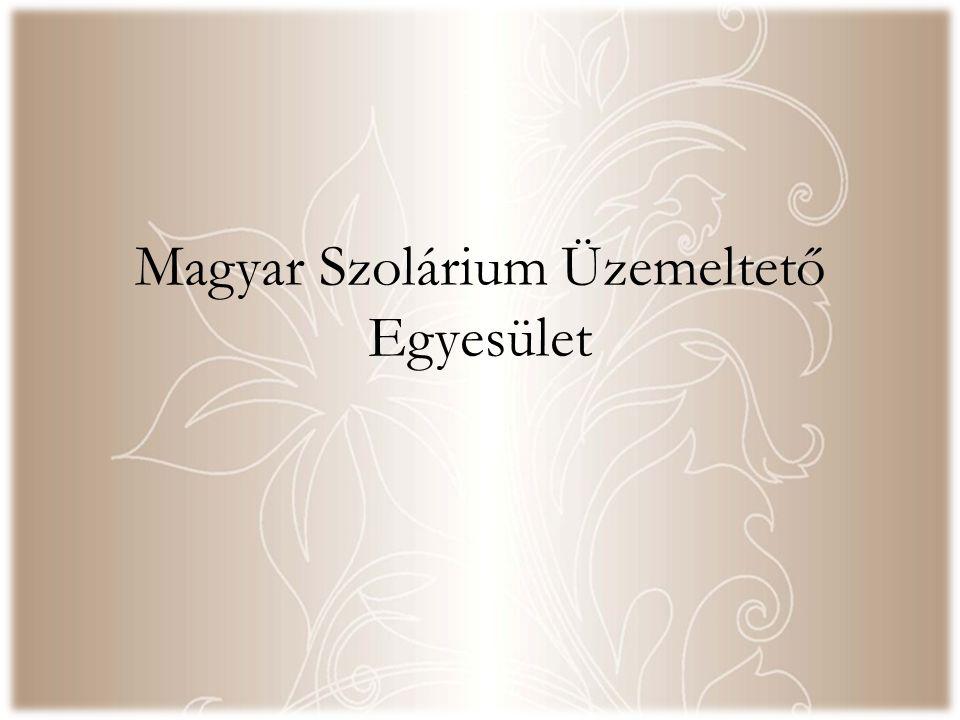 Magyar Szolárium Üzemeltető Egyesület