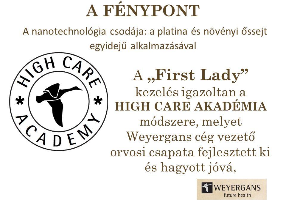 ELŐNYÖK - Kizárólag a High-Care-nél.- Biotechnológiai megoldás a bőr öregedésével szemben.