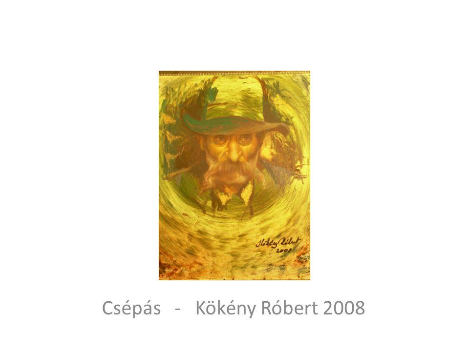 Csépás - Kökény Róbert 2008