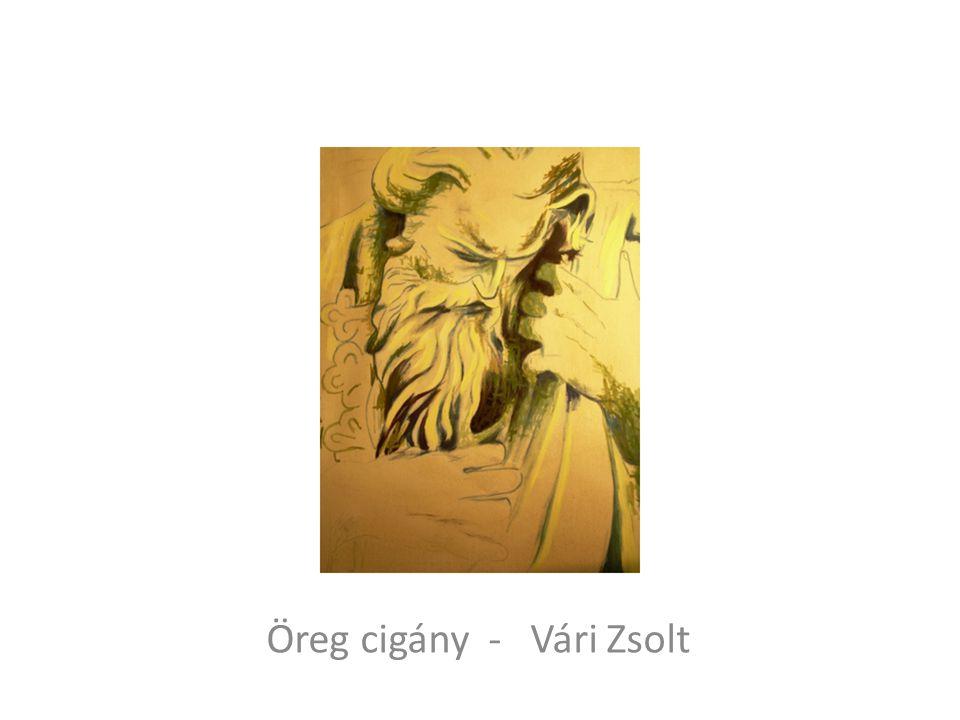Öreg cigány - Vári Zsolt