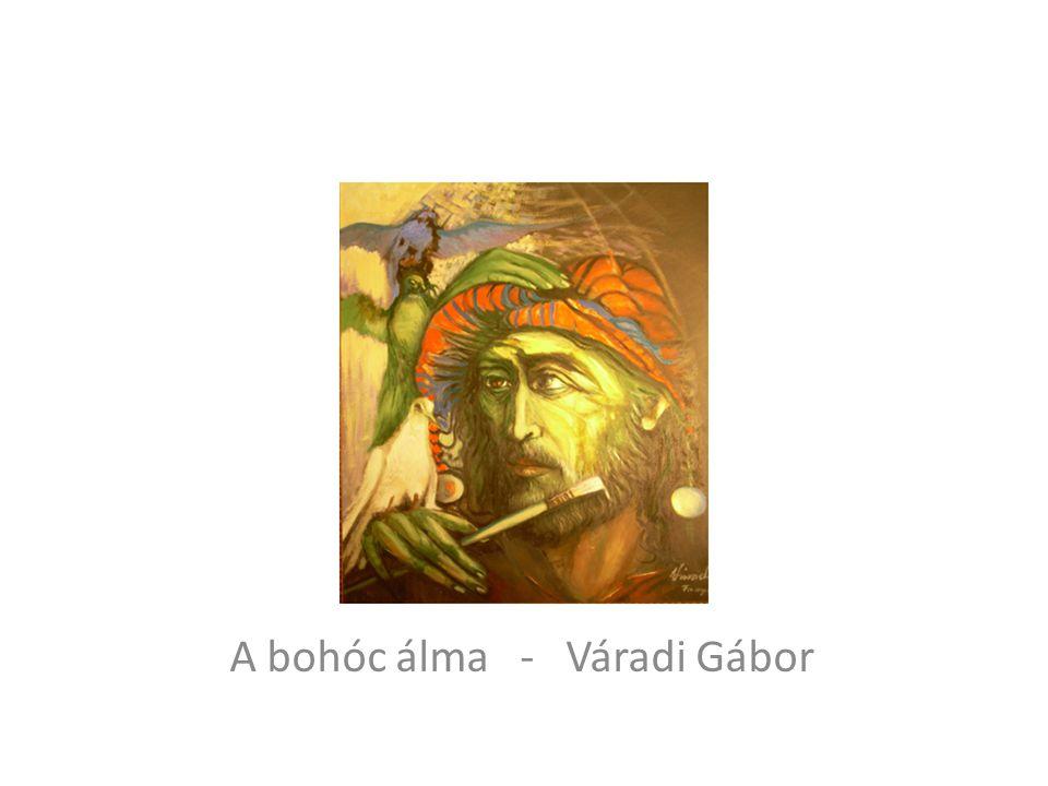 A bohóc álma - Váradi Gábor