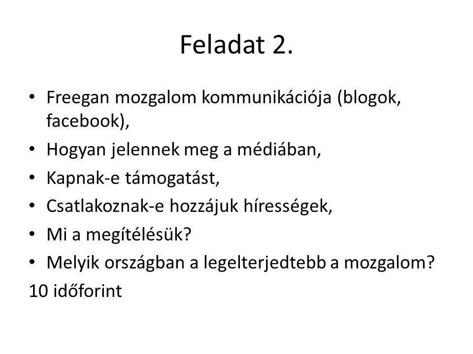 Feladat 2.