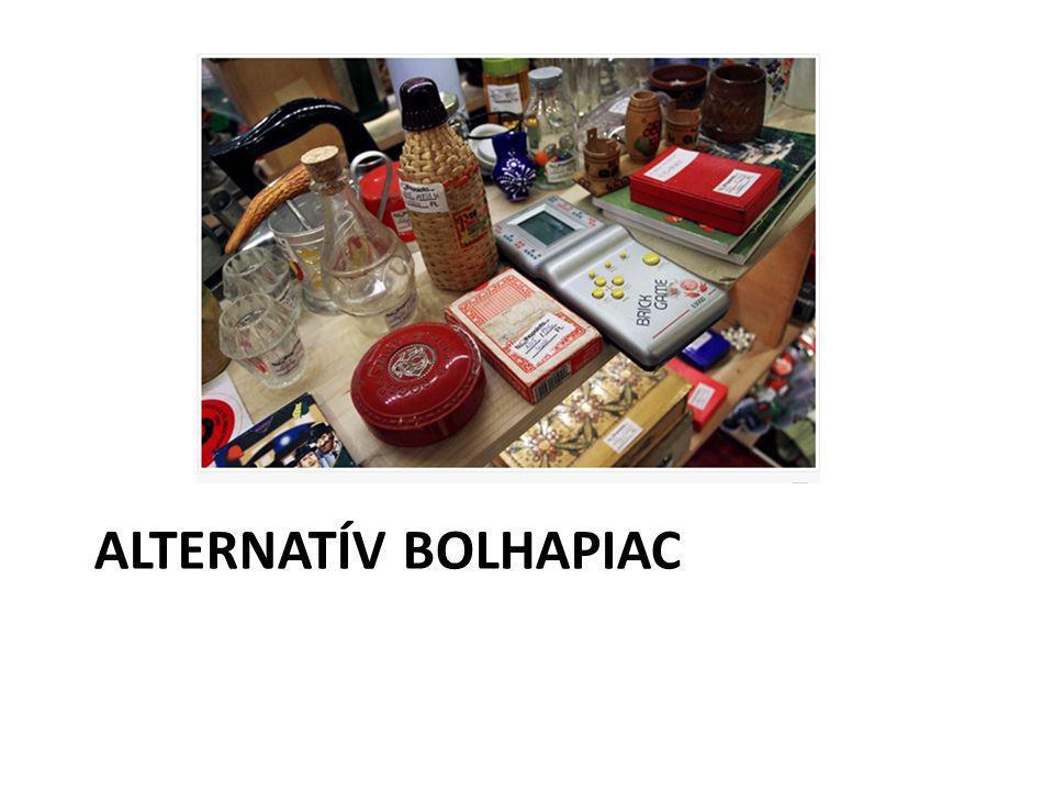 ALTERNATÍV BOLHAPIAC