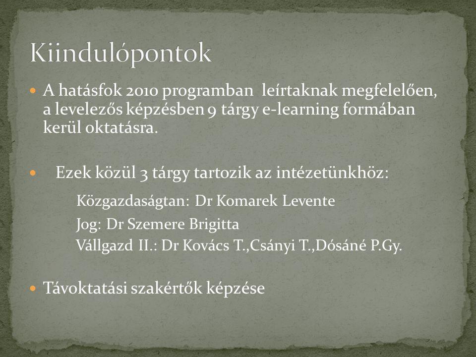 Szenna, 2010 szeptember 3 1 Dózsáné Pap Györgyi- dr. Kovács Tamás- Csányi Tamás