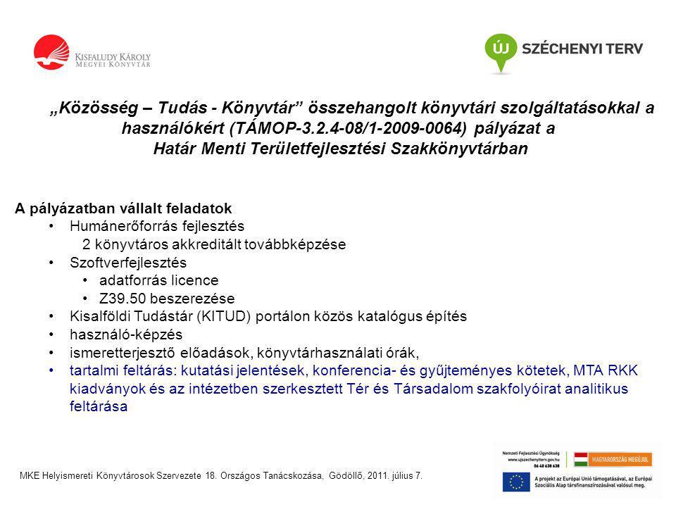 Győr-Moson-Sopron megyei wiki szócikk típusok MKE Helyismereti Könyvtárosok Szervezete 18.