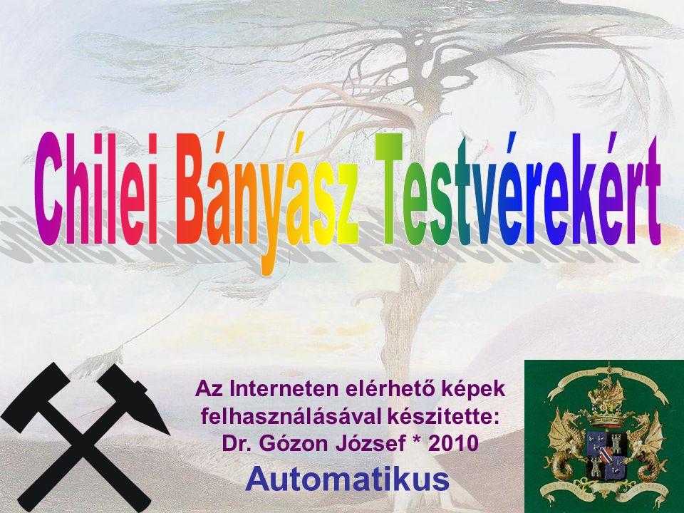 Az Interneten elérhető képek felhasználásával készitette: Dr. Gózon József * 2010 Automatikus