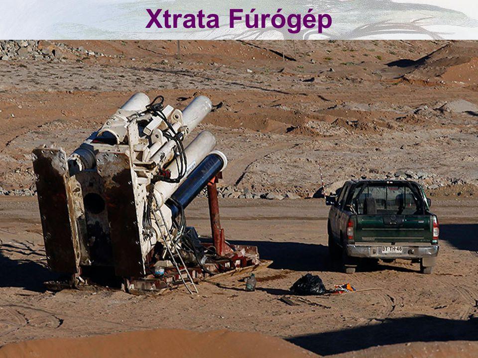 Xtrata Fúrógép