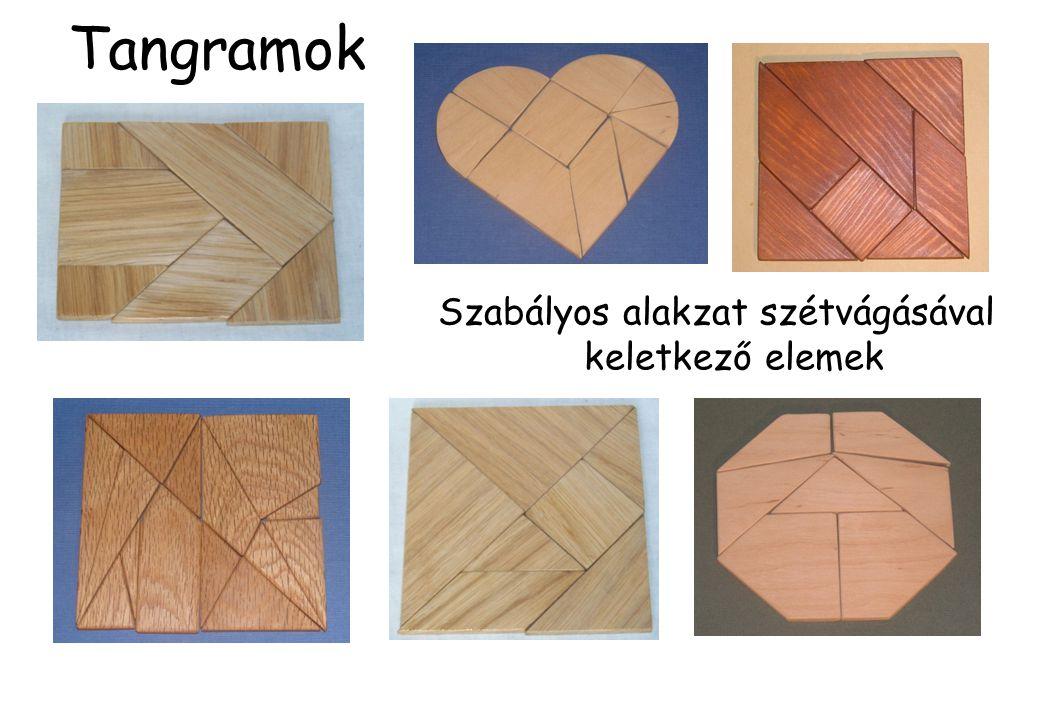 Archimedes tangramja Stomachion –Kb.