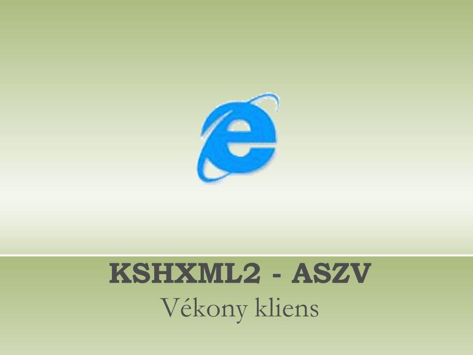 KSHXML2 - ASZV Vékony kliens