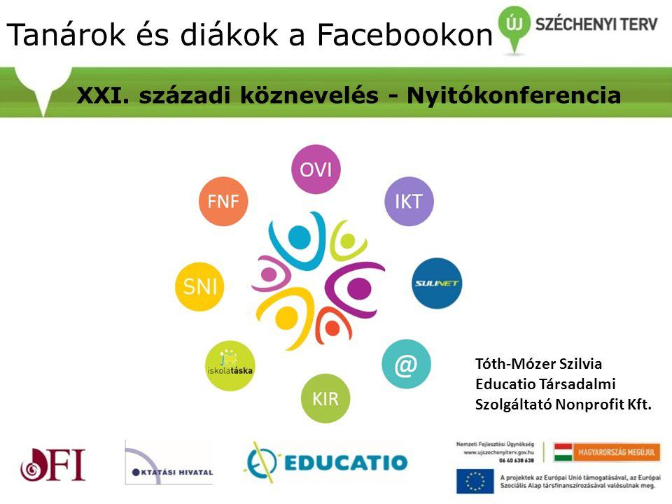 Mintacím szerkesztése Tanárok és diákok a Facebookon XXI.