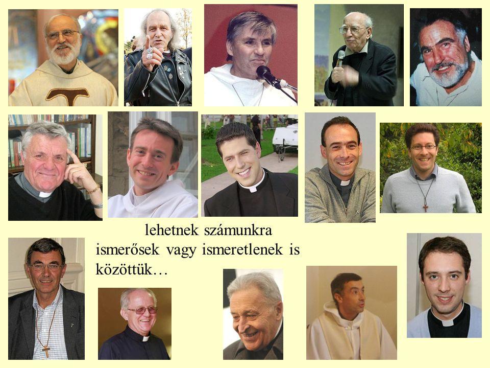 Egyházmegyés és szerzetes papok…