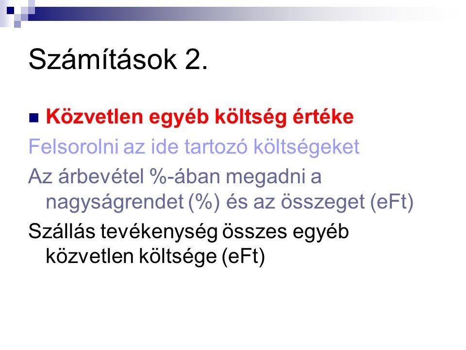 Számítások 2.