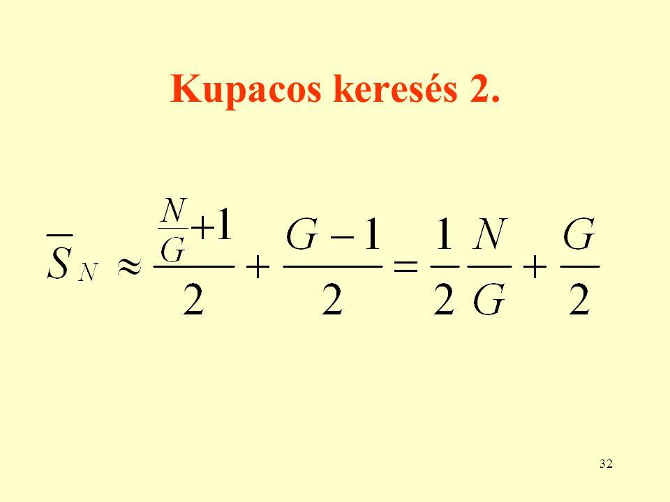 33 Kupacos keresés 3.