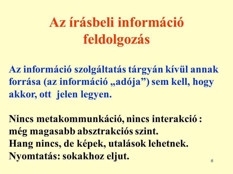 7 Mit kell tudni.Forrás: írás tudás, eszközök használata (stilus, lúdtoll, töltőtoll, írógép).